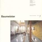 Portada Baumeister
